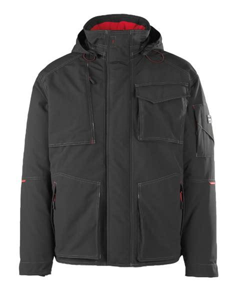 Jaket Hoodie The Iron Black kavala pilot jaket black xl mascot mascot winter workwear