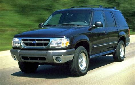 1999 ford explore review used 1999 ford explorer for sale pricing features edmunds