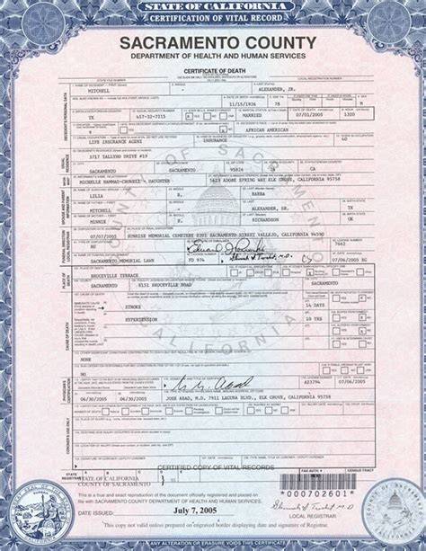 California Birth Records Search Free Social Security Index Fred Lincoln Images Frompo