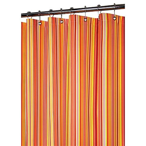 bed bath and beyond citrus park park b smith 174 strings stripe tangelo 72 inch x 72 inch