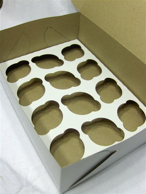 Cupcake Insert Template by Cupcake Boxes And Inserts Pro Quality Bakery Boxes For