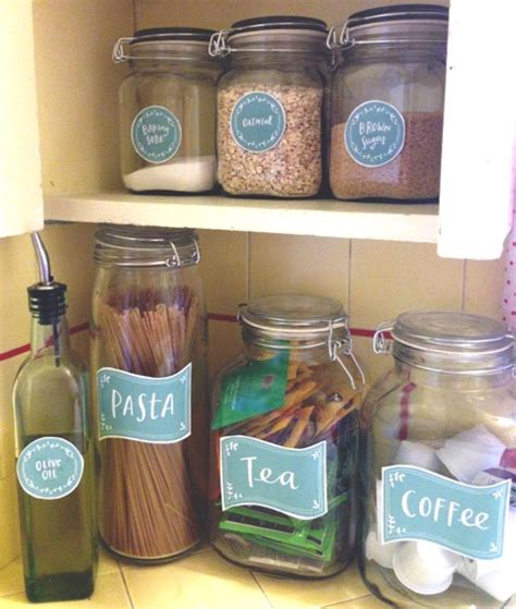 Kitchen Pantry Labels by Free Pantry Labels Fab N Free