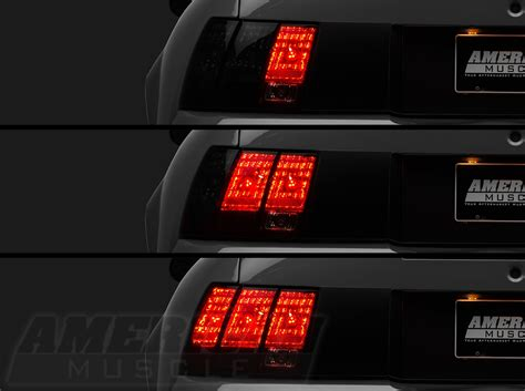 03 mustang sequential tail lights 2004 ford mustang tail lights