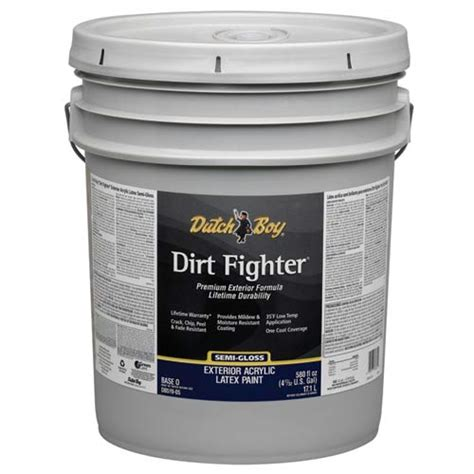 5 gallon exterior paint prices boy 1 db51903 dirt fighter exterior paint semi