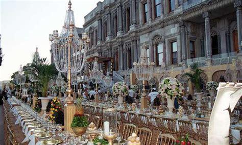 Steel King hosts Big Fat Wedding in Istanbul
