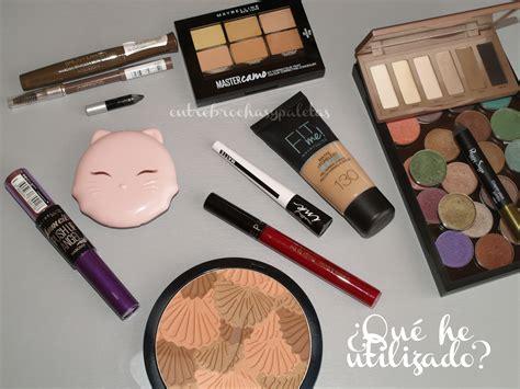 Lip Tint Sephora maquillaje en tonos verdes y lip tint de sephora