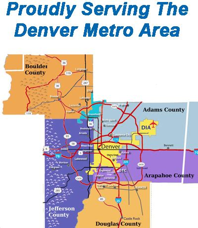 Detox Units Denver Metro Area by Denver Area Express Courier Service Class Locally