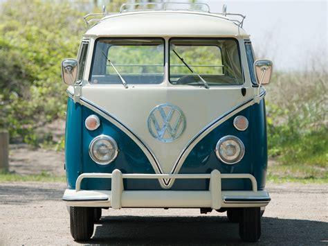 volkswagen classic van 1963 67 volkswagen t 1 deluxe samba bus van classic tw