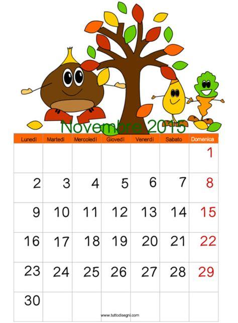 Calendario 8 Novembre 2015 Tutto Disegni Disegni Da Colorare Biglietti Auguri