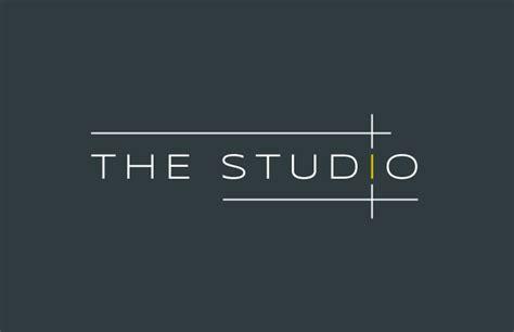 design photo logo the studio logo design crunchyapple design