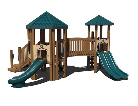 composite swing set ggr3 0004 composite playset affordable playgrounds by