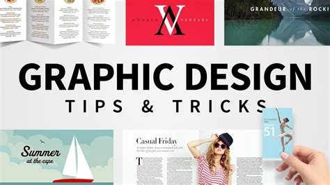 Graphic Design Layout Techniques | graphic design tips tricks weekly
