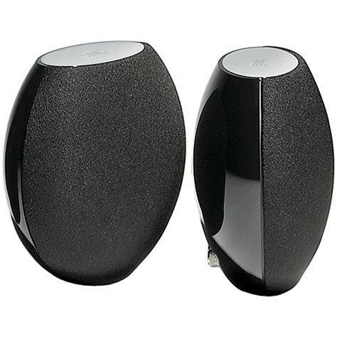 Speaker Satelit 2way jbl cs400satbg 2 way satellite speaker pair cs400satbg b h