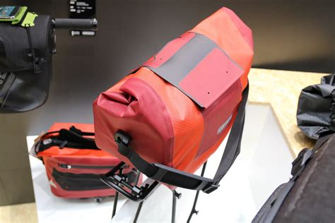 Ortlieb Rack Top Bag by Ortlieb Adds To Bike Packing Collection With New Frame