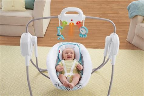 fisher price space saver cradle swing fisher price twinkling lights spacesaver baby cradle n