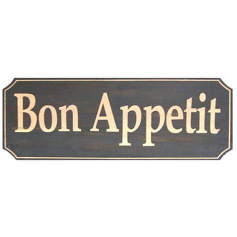 bon appetit wood sign hobby lobby 312629