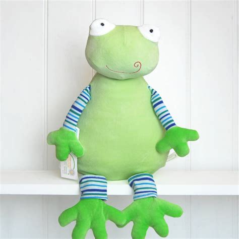 personalised new baby pastel soft toy by simply colors
