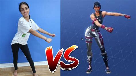 fortnite dance challenge  real life kids video youtube