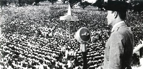 Sejarah Pergerakan Rakyat Indonesiaa Kpringgodigdo sejarah perjuangan kemerdekaan indonesia proklamasi dan