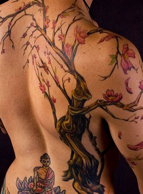 bodhi tree tattoo 15 spiritual and stunning buddhist designs for
