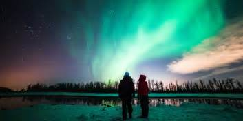 northern lights viewing visit anchorage