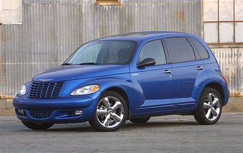 Pt Cruiser Manufacturer by 2005 Chrysler Pt Cruiser Gas Tank Size Specs View