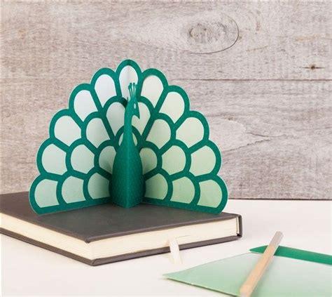 peacock pop up card template pdf 187 best images about cricut on vinyls cricut
