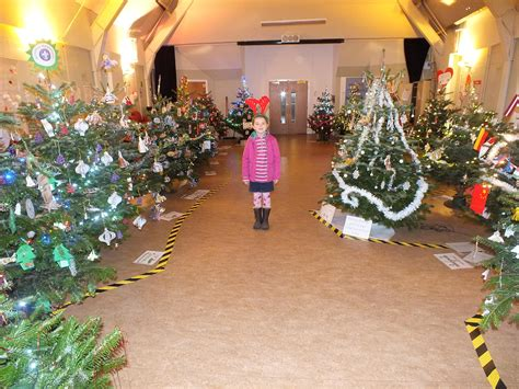 christmas tree festival dean park primary school