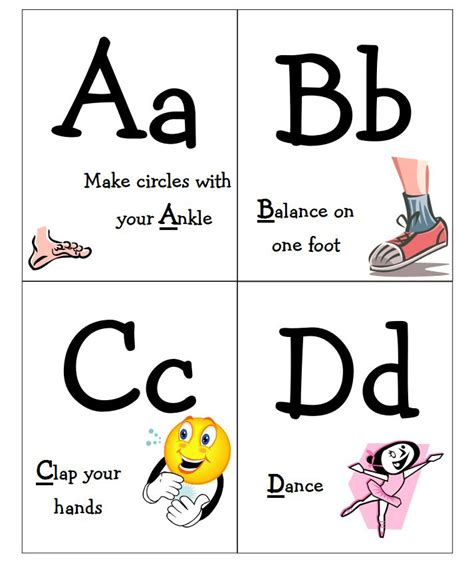 printable alphabet cards no pictures 13 sets of free printable alphabet flash cards