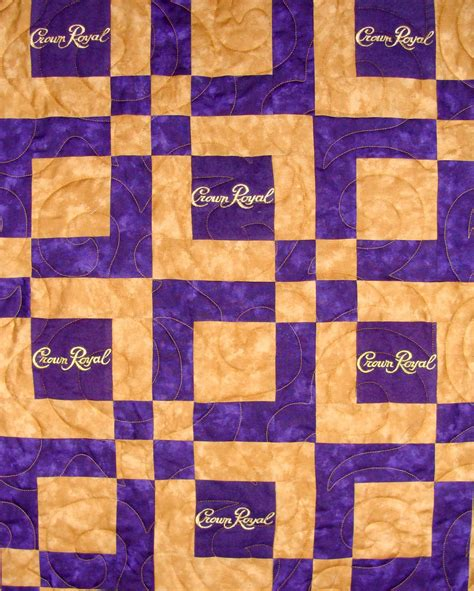 Crown Quilt Pattern by Bag Gloves Images Crown Royal Bag Quilts