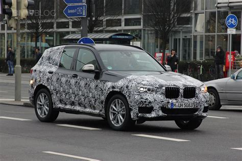 next bmw g01 x3 getting to launch time