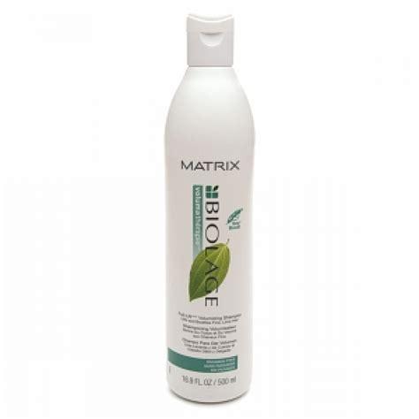 biolage lift volumizing bodifying shoo matrix 500ml