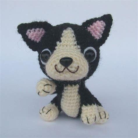 crochet pattern english bulldog french bulldog puppy pdf crochet pattern by jaravee on