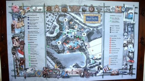hd resort map loews royal pacific resort complete guide with 200