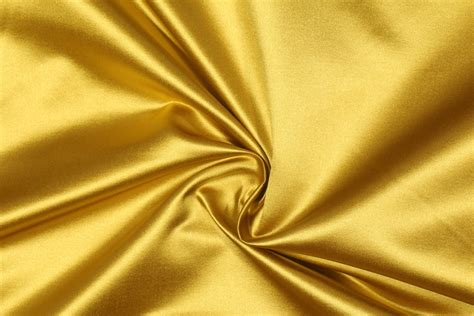 satin upholstery fabric cotton silk satin drapery fabric in chartreuse
