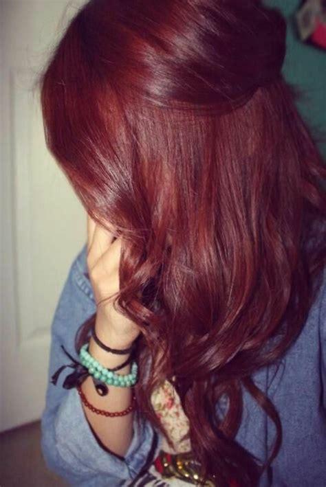 les couleurs de cheveux cheveux roux tendances et colorations les 25 meilleures id 233 es concernant couleurs de cheveux sur couleur des cheveux d 233 t 233