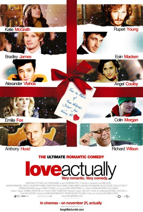 film love trailer love actually movie poster www imgkid com the image