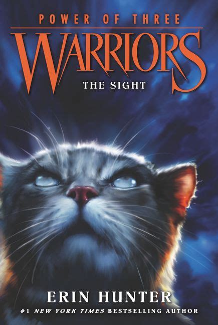 the sighting books warriors power of three 1 the sight erin