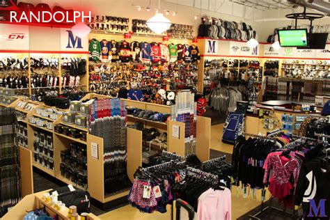 sports stores