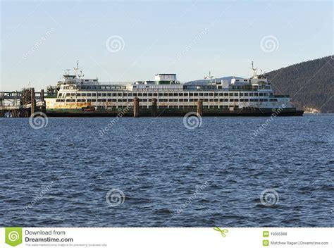 boat graphics anacortes anacortes ferry dock royalty free stock photos image