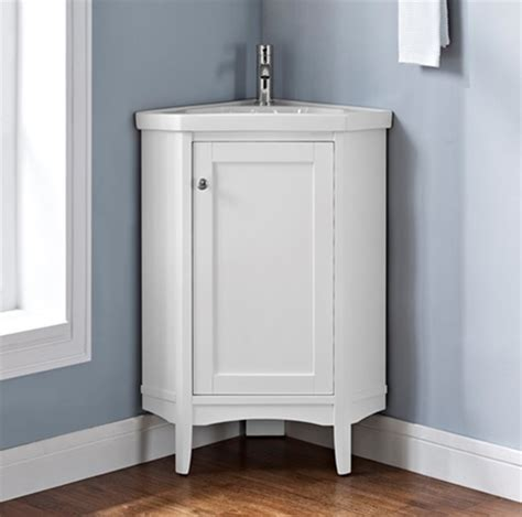 White Corner Bathroom Vanity Design For Corner Bathroom Vanities Ideas Attractive Corner Bathroom Vanity Designs With