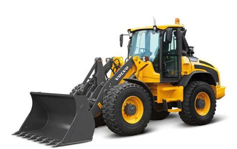 volvo construction equipment install brigade safety products  wheel loaders