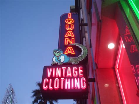 best vintage stores in los angeles the daily meal