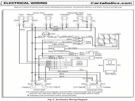 e103 2003 ezgo txt wiring diagram wiring diagram schemes