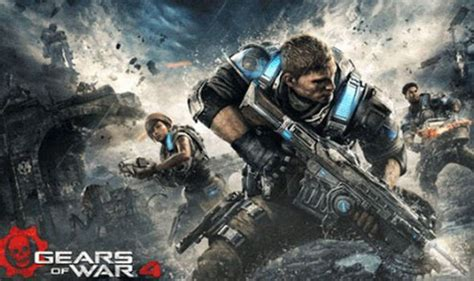Xbox Gears Of War Launch by Gears Of War 4 Release Date Xbox One Unlock