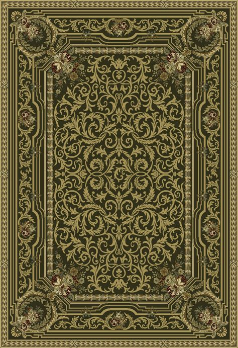 Ancient Rugs by Dynamic Rugs Ancient Garden 57091 3939 Rug Plushrugs