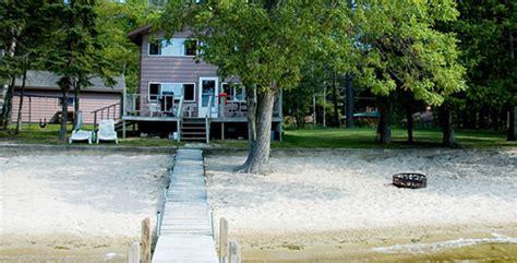 northwoods resort au michigan cabin cottage