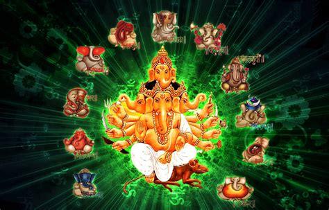 wallpaper for desktop of ganesha ganesha chaturthi hindu festival desktop wallpapers lord