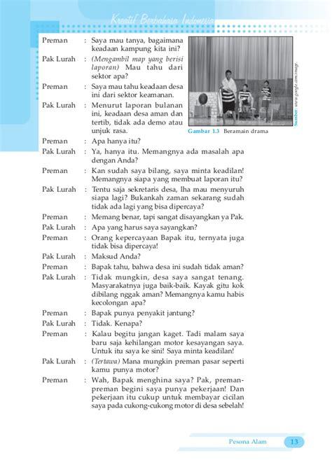 Proyektor Untuk Kelas Bahasa Indonesia Untuk Smp Mts Untuk Kelas 7