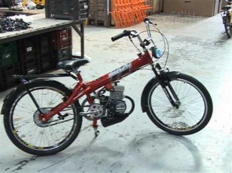 Golok Chopper Baja Pegas montando sua bicicleta motorizada motor bicimoto doovi